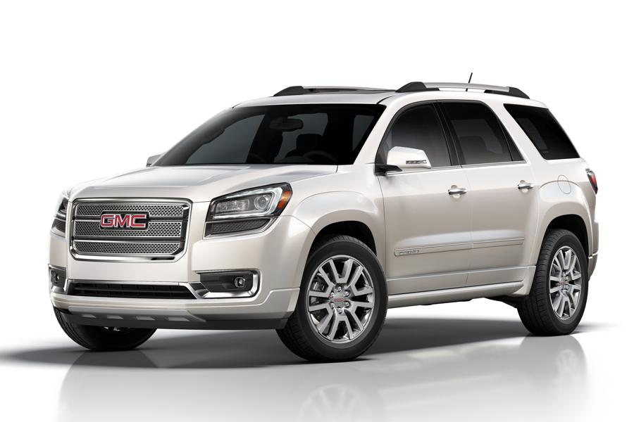 2013 GMC Acadia Overview Carscom