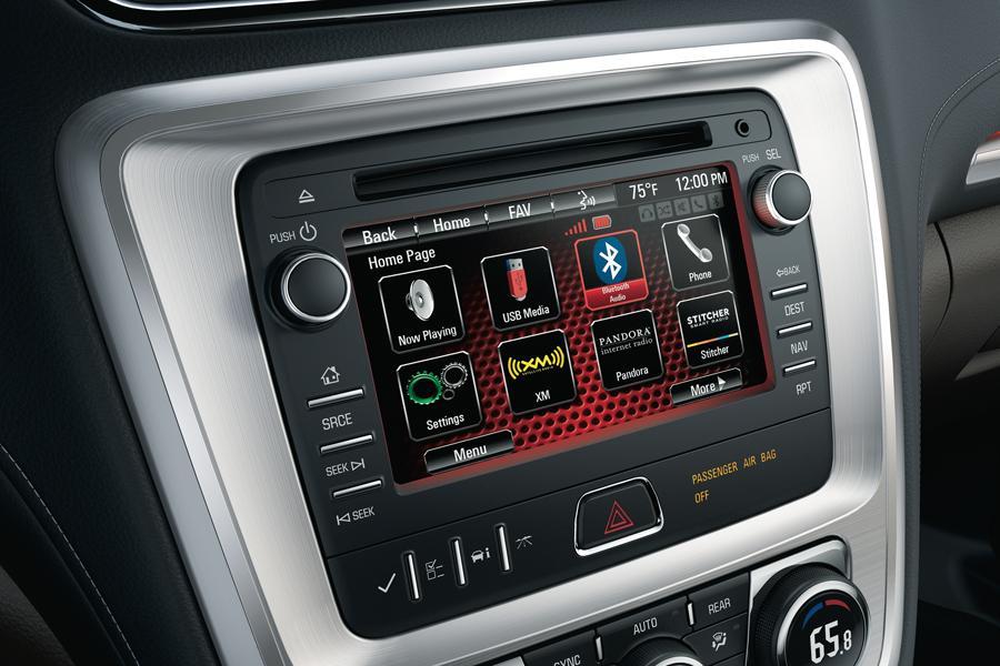 2013 GMC Acadia Reviews, Specs and Prices | Cars.com
