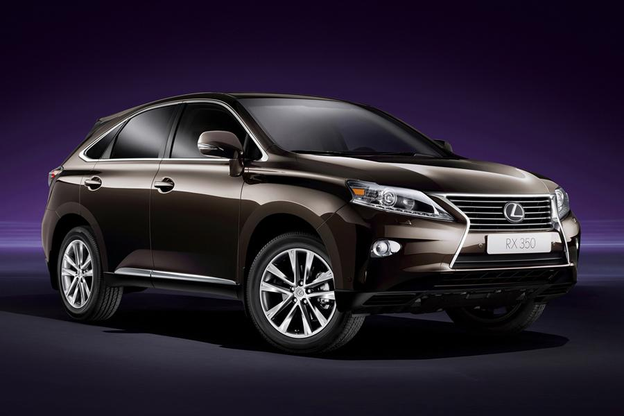 2013 Lexus RX 350 Photo 1 of 8