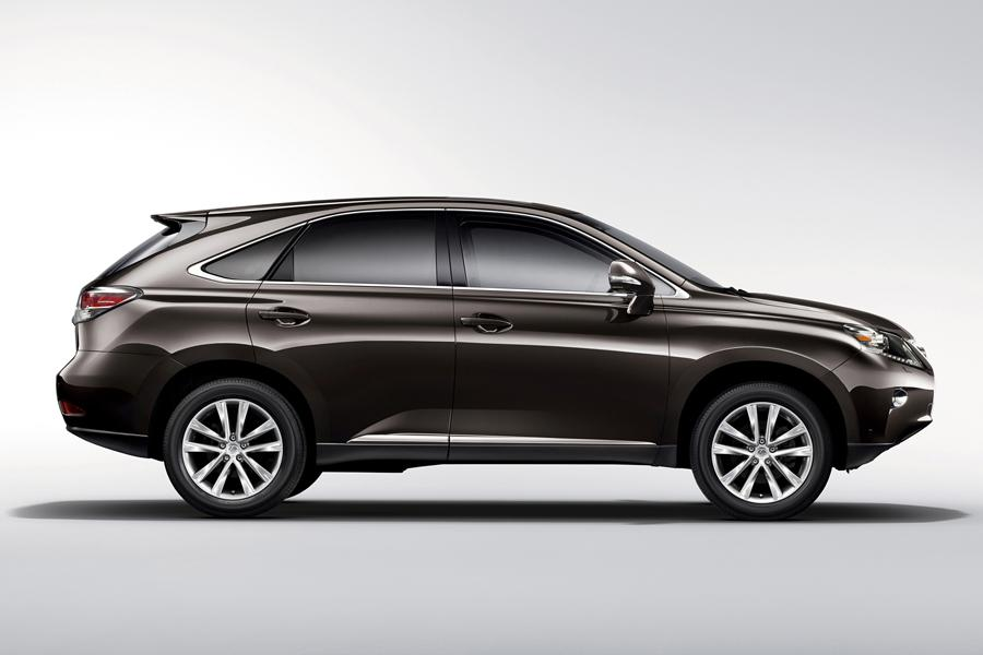 2013 Lexus RX 350 Photo 2 of 8