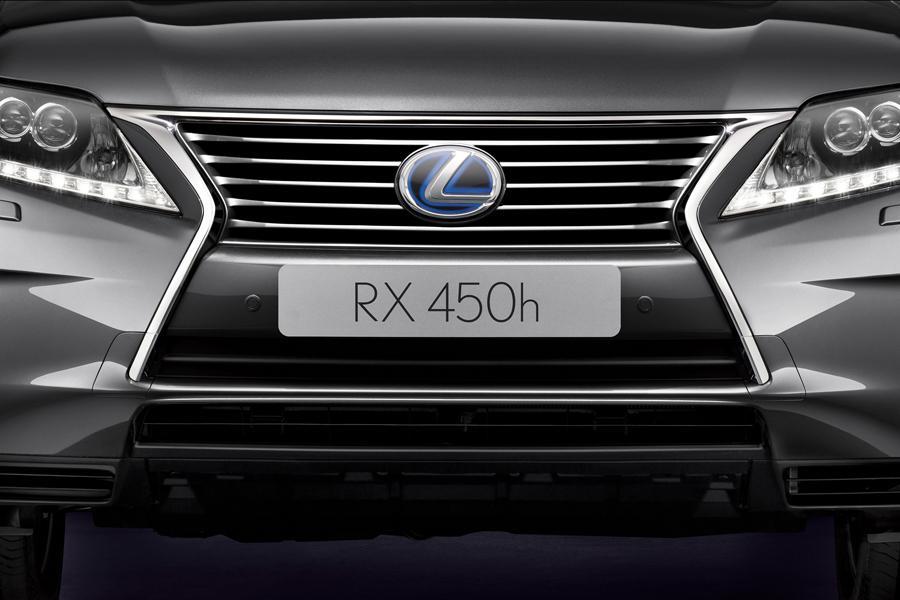 2013 Lexus RX 450h Photo 3 of 14