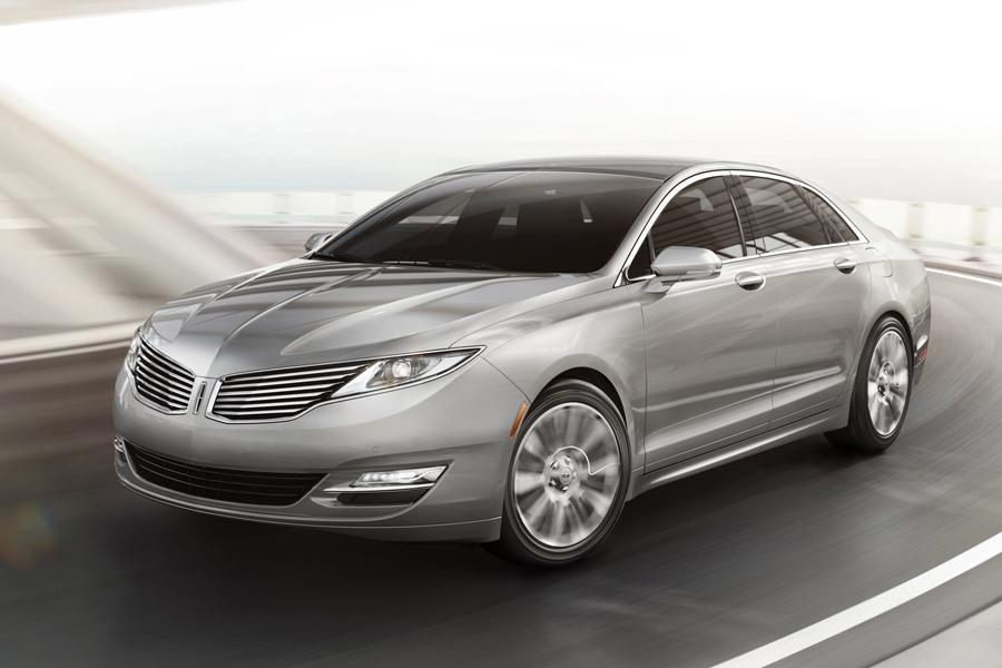2013 Lincoln MKZ Photo 1 of 16