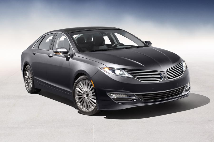 2013 Lincoln MKZ Photo 5 of 16
