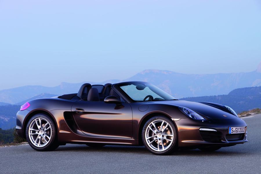 2013 Porsche Boxster Photo 2 of 21