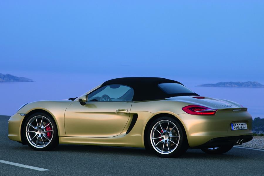 2013 Porsche Boxster Photo 3 of 21