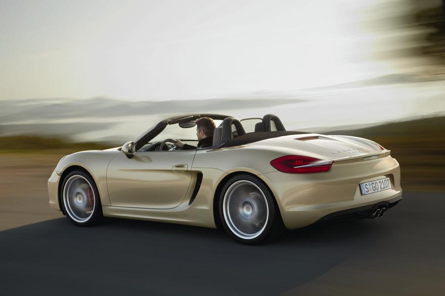 2013 Porsche Boxster Photo 4 of 21