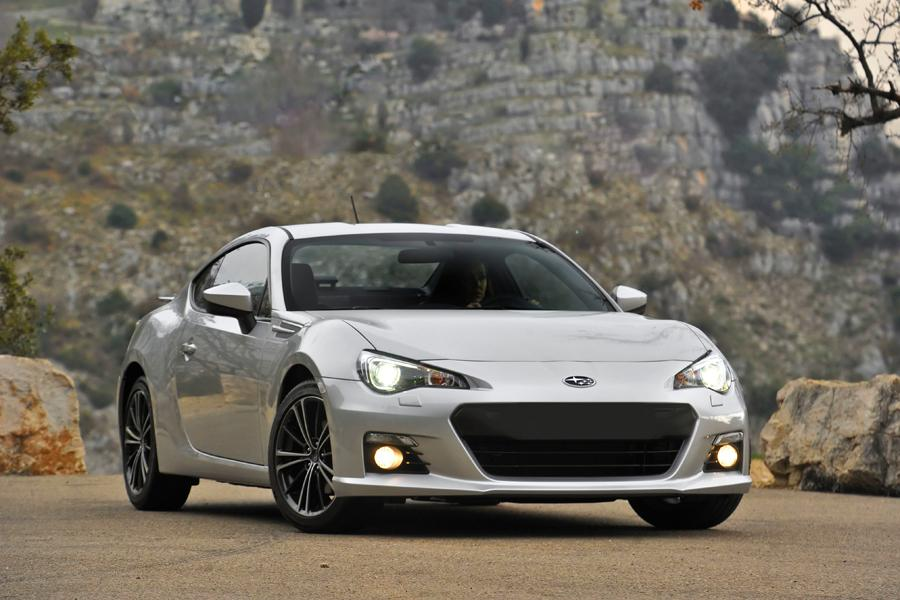 2013 Subaru BRZ Photo 2 of 14