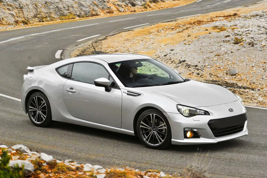2013 Subaru BRZ Photo 5 of 14