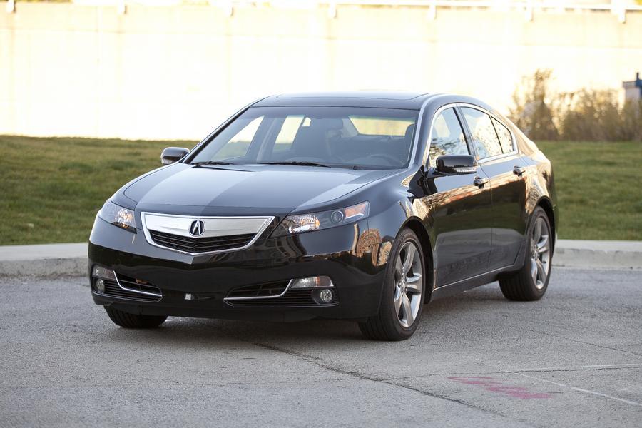 2012 Acura TL Photo 1 of 23
