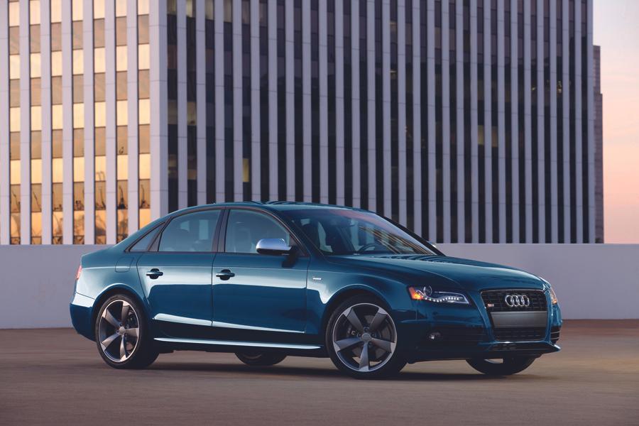 2012 Audi S4 Overview Cars Com