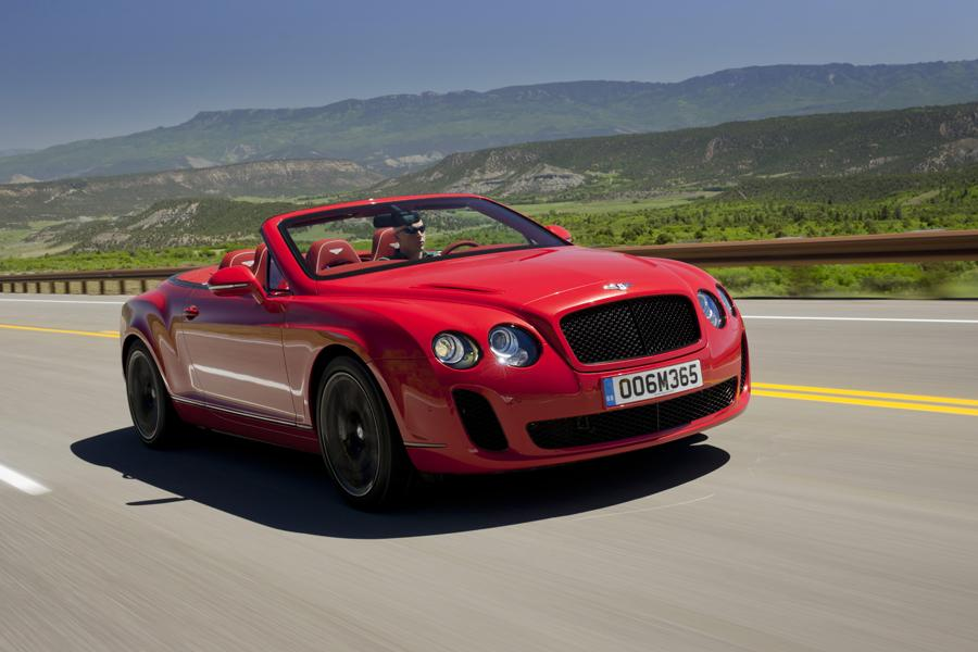 2012 Bentley Continental Supersports Photo 1 of 14