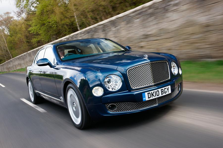 2012 Bentley Mulsanne Photo 1 of 18