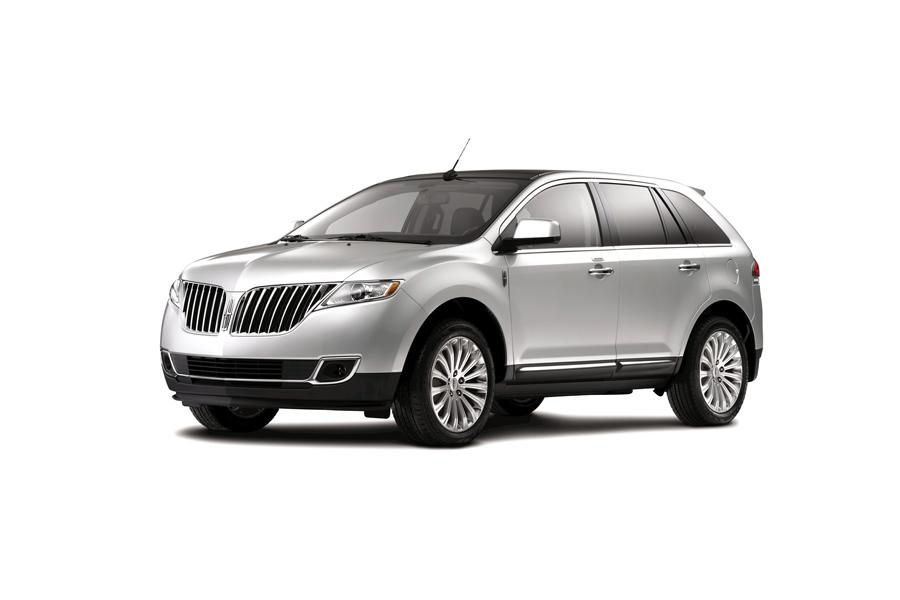 2012 Lincoln MKX Photo 2 of 11