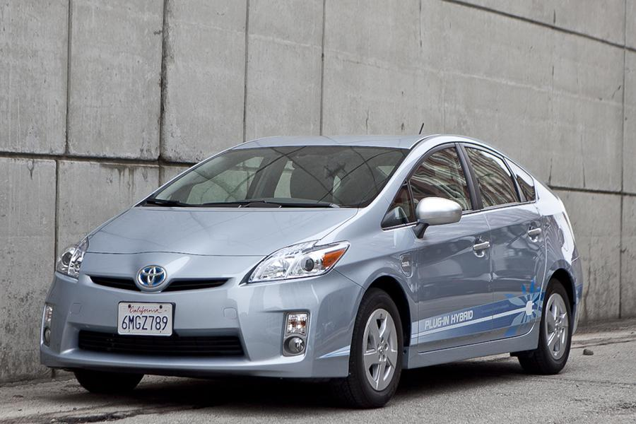 2012 Toyota Prius Plug-in Photo 1 of 21