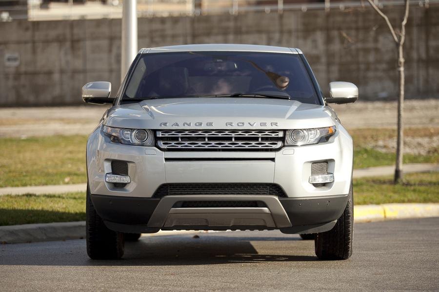2012 land rover range rover evoque overview. Black Bedroom Furniture Sets. Home Design Ideas