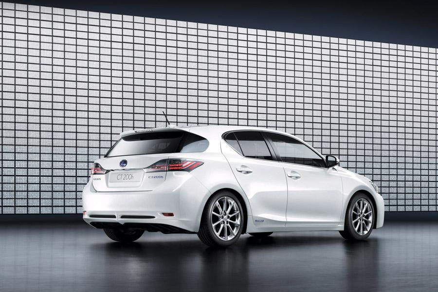 2012 Lexus CT 200h Photo 5 of 10