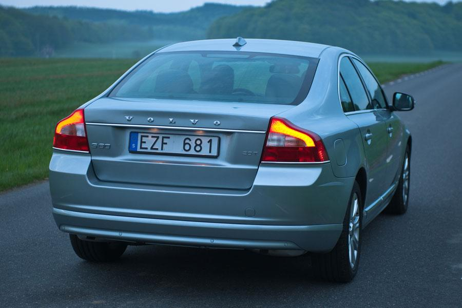 2012 Volvo S80 Photo 3 of 6