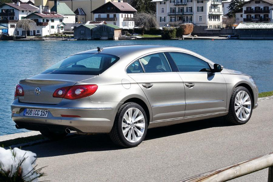 2012 Volkswagen CC Photo 4 of 6