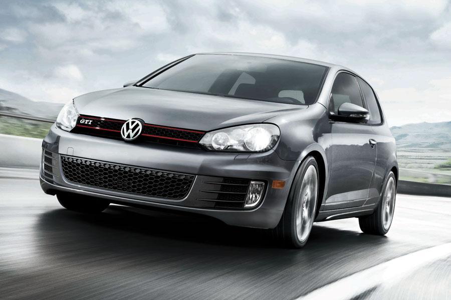 2012 Volkswagen GTI Photo 1 of 10