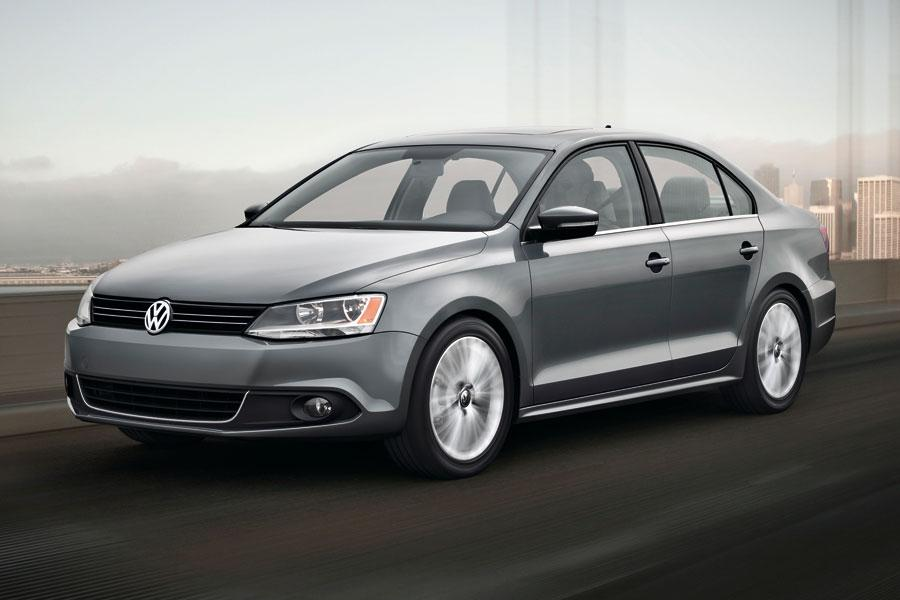 2012 Volkswagen Jetta Photo 1 of 6