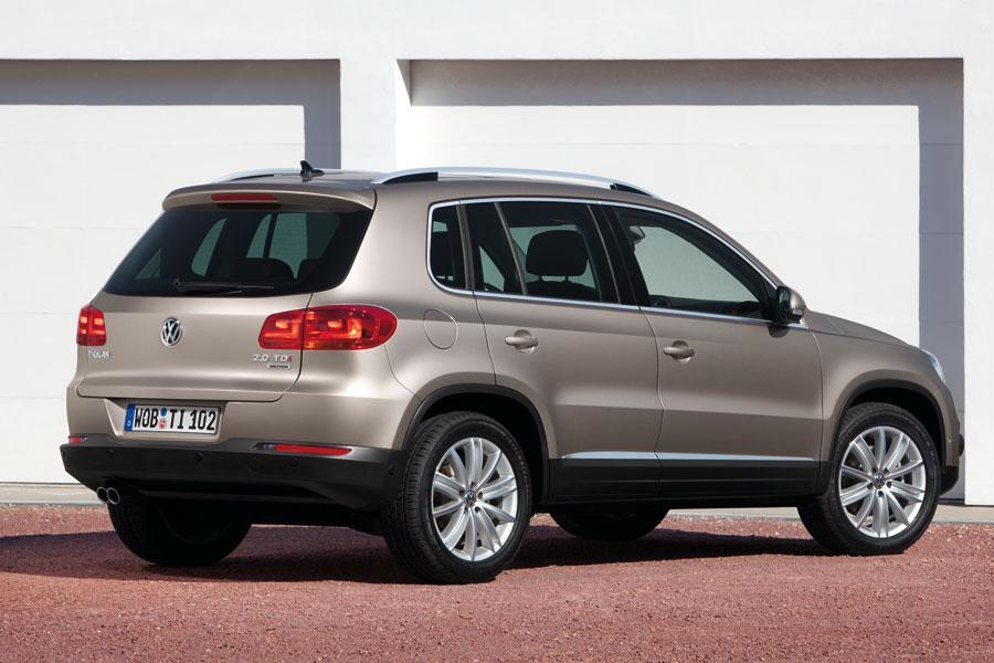 2012 Volkswagen Tiguan Photo 5 of 8