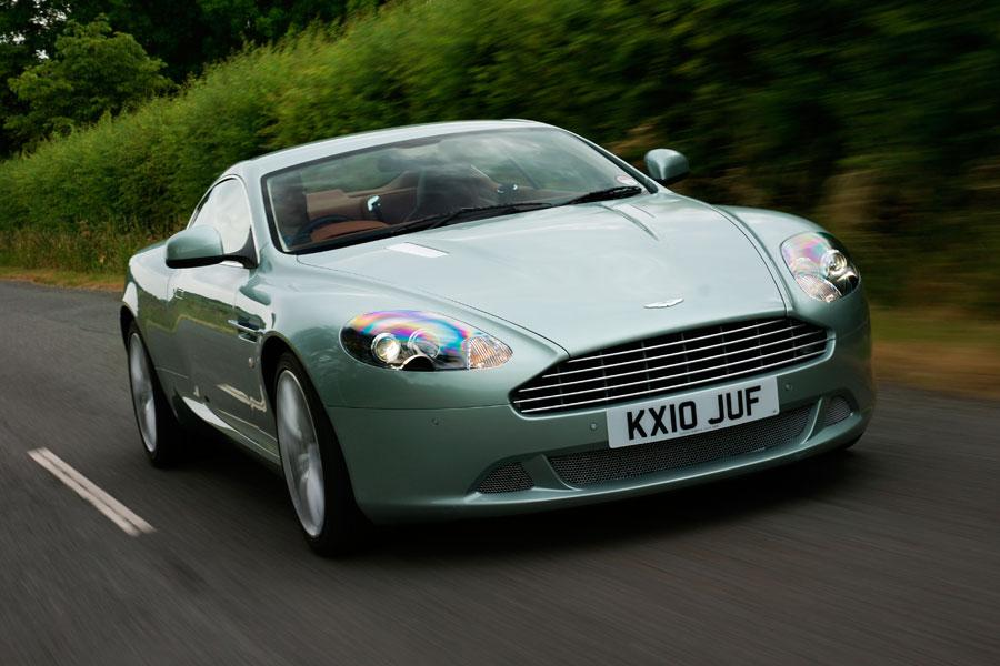 2012 Aston Martin DB9 Photo 1 of 6