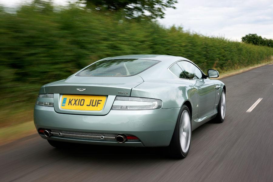 2012 Aston Martin DB9 Photo 2 of 6