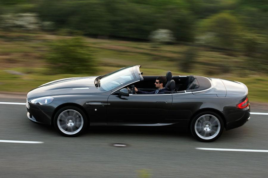2012 Aston Martin DB9 Photo 6 of 6