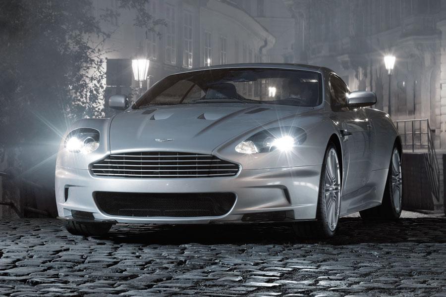 2012 Aston Martin DBS Photo 3 of 11