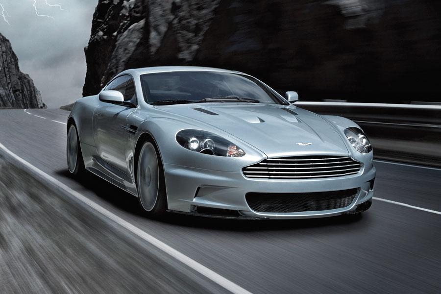 2012 Aston Martin DBS Photo 5 of 11