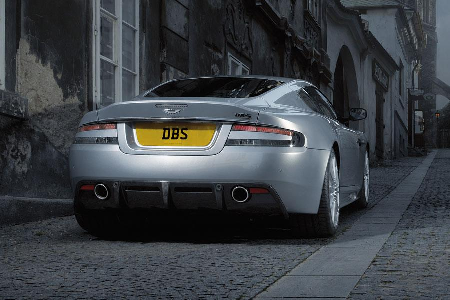 2012 Aston Martin DBS Photo 6 of 11