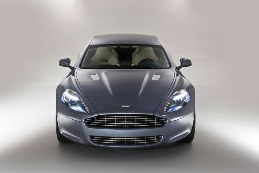 2012 Aston Martin Rapide Photo 2 of 6