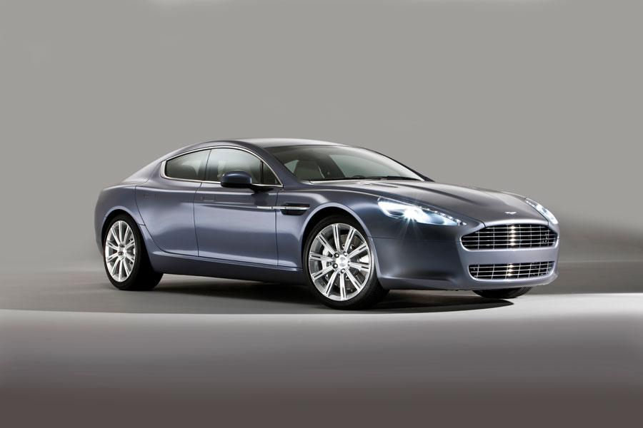 2012 Aston Martin Rapide Photo 4 of 6