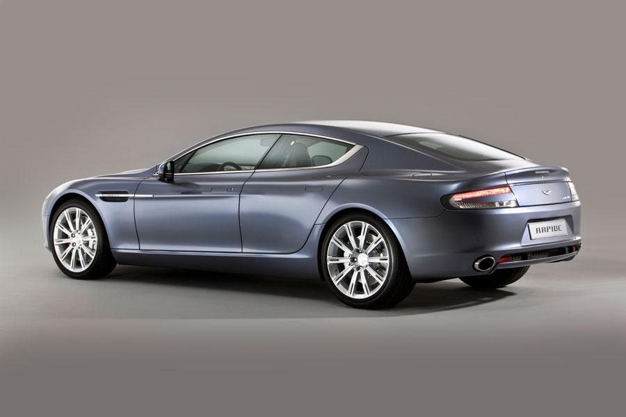 2012 Aston Martin Rapide Photo 5 of 6