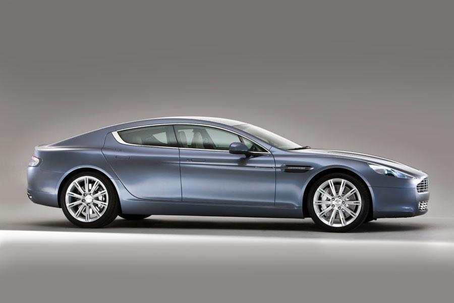 2012 Aston Martin Rapide Photo 6 of 6