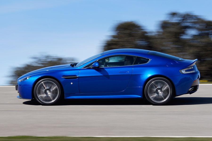 2012 Aston Martin V8 Vantage S Photo 3 of 5