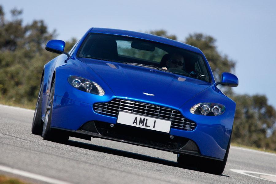 2012 Aston Martin V8 Vantage S Photo 4 of 5