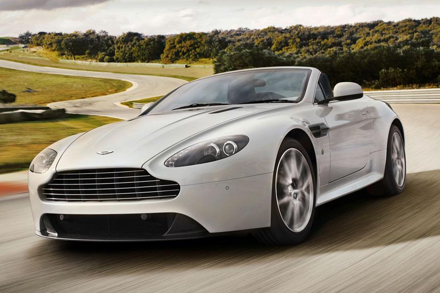 2012 Aston Martin V8 Vantage S Photo 5 of 5