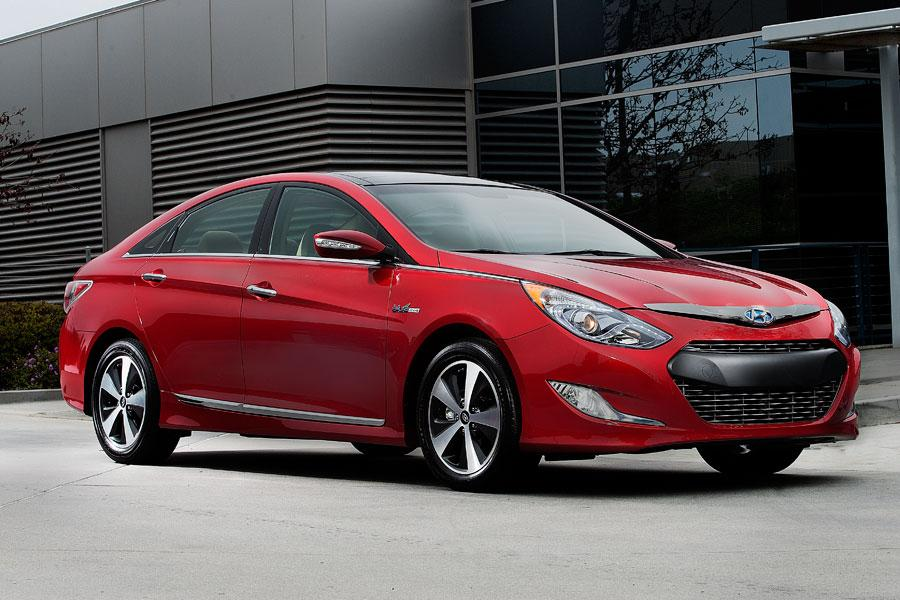 2012 Hyundai Sonata Hybrid Photo 1 of 7
