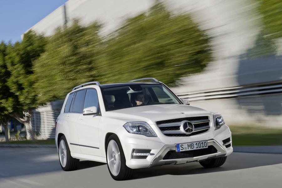 2013 Mercedes-Benz GLK-Class Photo 3 of 20