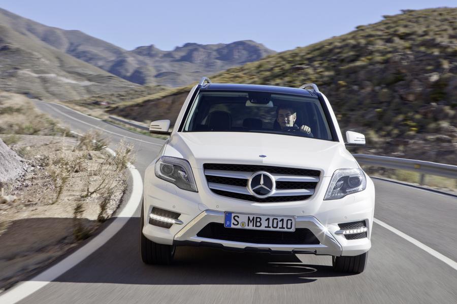 2013 Mercedes-Benz GLK-Class Photo 6 of 20