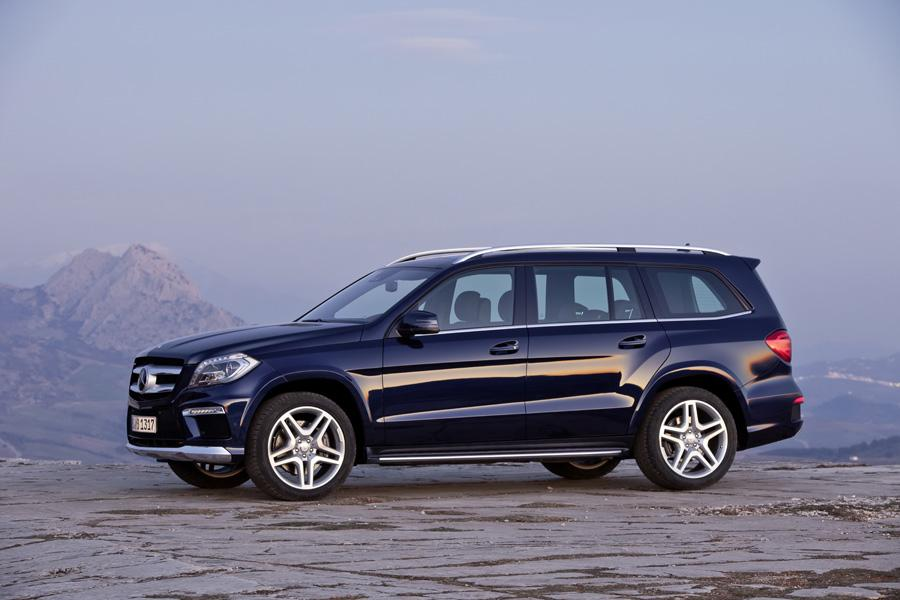 2013 Mercedes-Benz GL-Class Photo 2 of 8