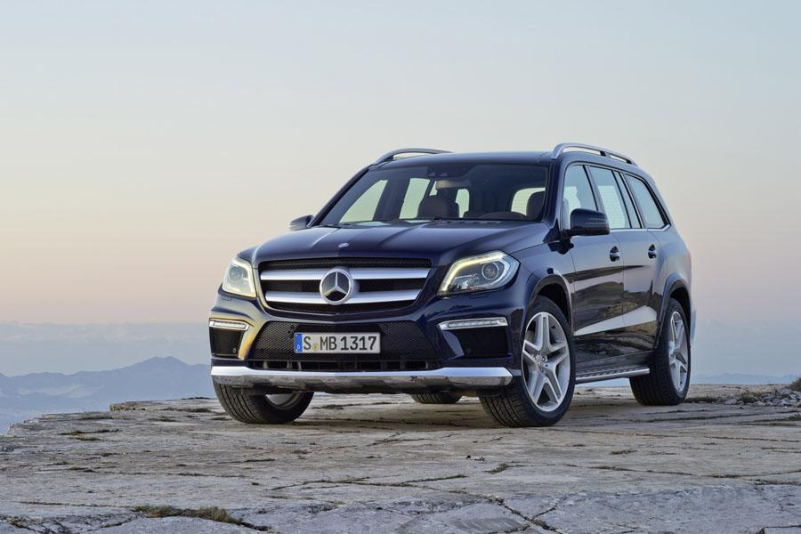 2013 Mercedes-Benz GL-Class Photo 1 of 8