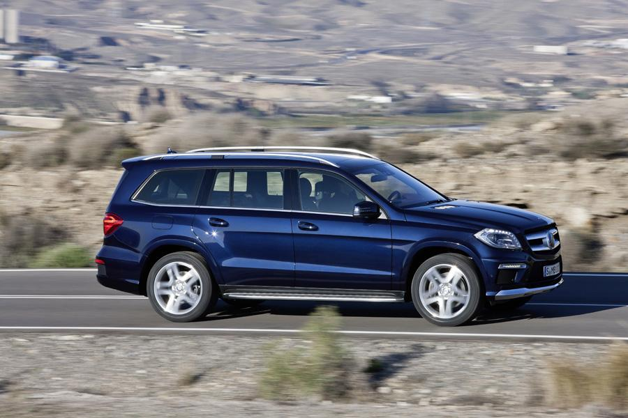 2013 Mercedes-Benz GL-Class Photo 3 of 8
