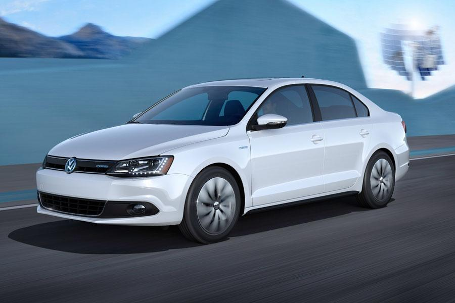 2013 Volkswagen Jetta Hybrid Photo 2 of 5