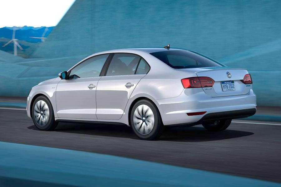 2013 Volkswagen Jetta Hybrid Photo 3 of 5