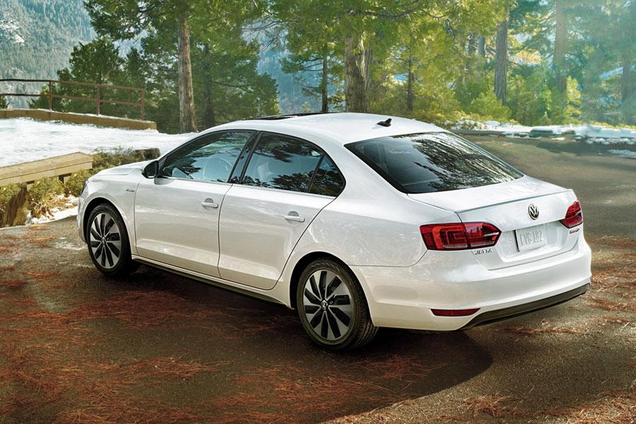 2013 Volkswagen Jetta Hybrid Photo 4 of 5