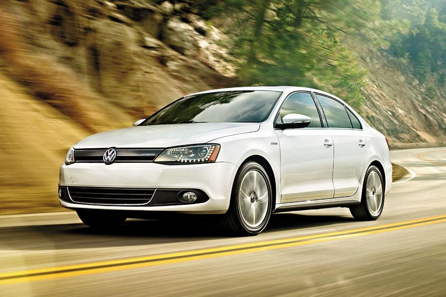 2013 Volkswagen Jetta Hybrid Photo 5 of 5