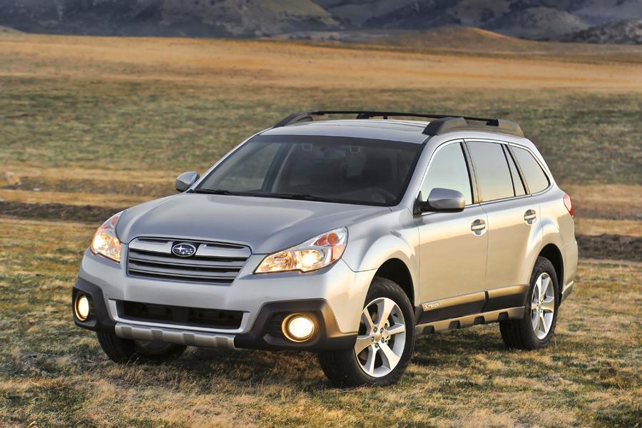 2013 Subaru Outback Overview  Carscom