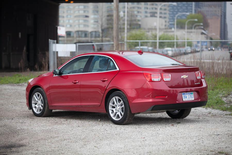 2013 Chevrolet Malibu Photo 5 of 25